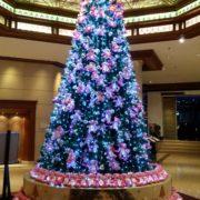 Christmas Tree Bangkok Thailand