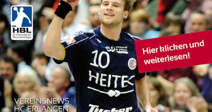 HC Erlangen - HCE Magazin 2017