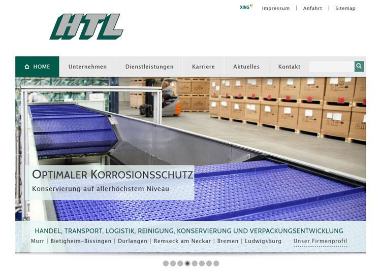 HTL Webseite