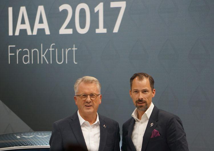 IAA Borgward Anders Warming 2017