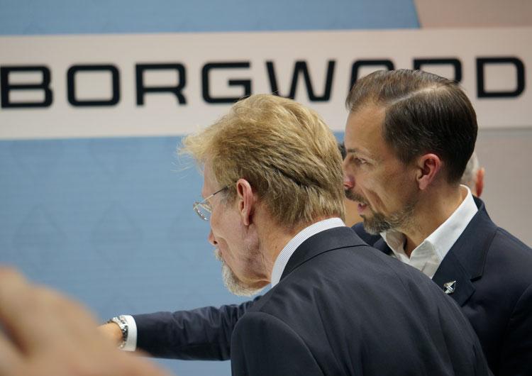 IAA Borgward Anders Warming