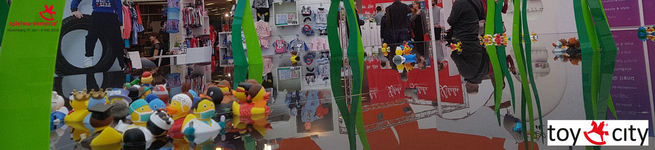 Spielwarenmesse Entensee Slider