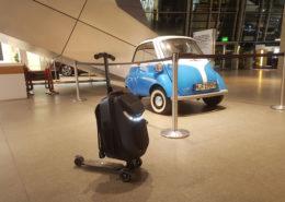Micro Mobility Kickpack BMW Isetta