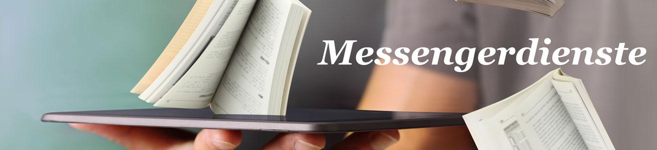 Messenger Dienst Service Chatbot 2018