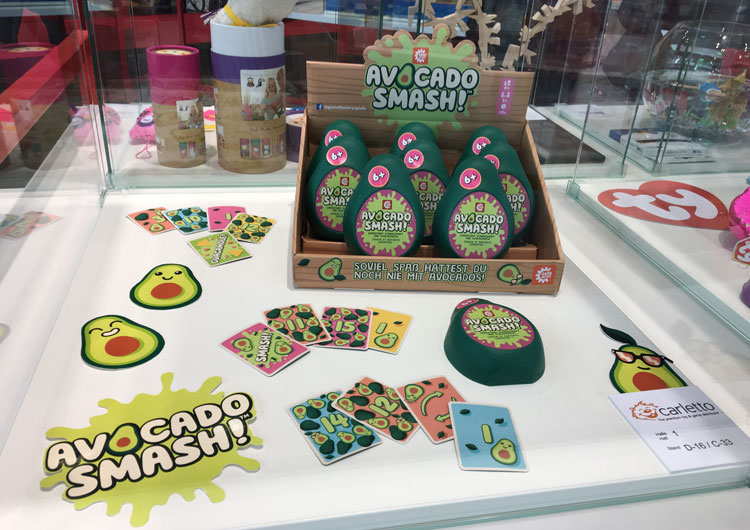 Spielwarenmesse Toy Fair 2019 - Game Factory