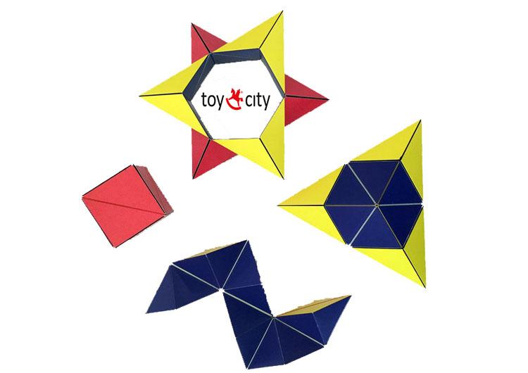 Spielwarenmesse Toy Fair 2019 - GeoBender Cubes