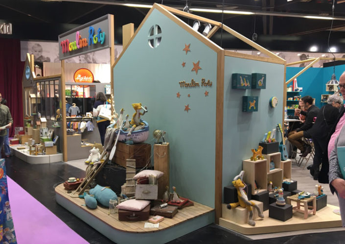 Spielwarenmesse Toy Fair 2019 - Moulin Roty
