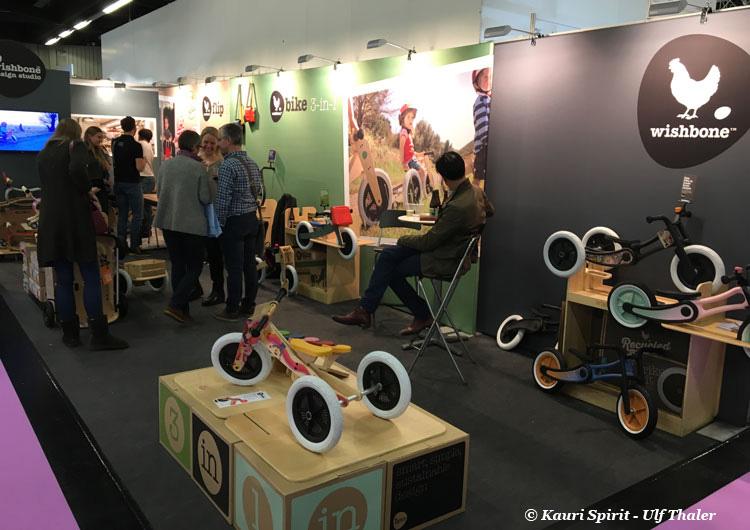 Spielwarenmesse Toy Fair 2019 - Wishbone Design