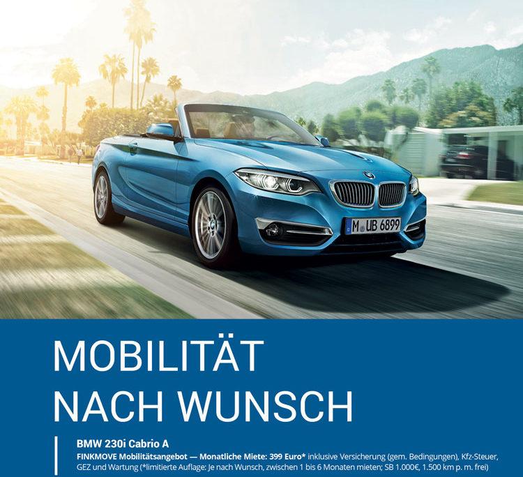 Autohaus Fink Broschüre