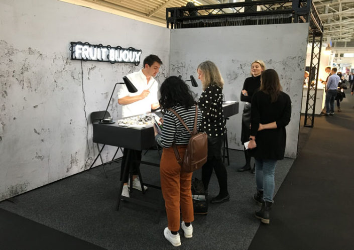 Inhorgenta Munich Fair 2019 – Fruit Bijoux