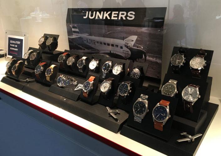 Inhorgenta Munich Fair 2019 – Junkers Uhren Kollektion