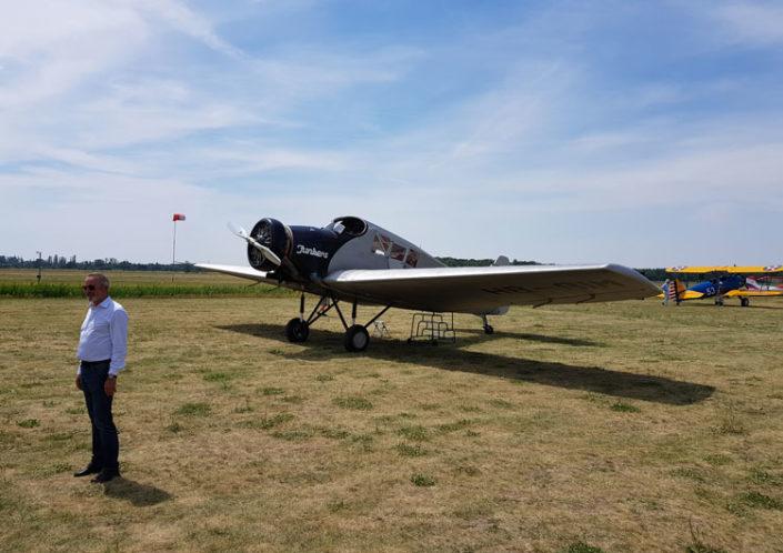 Junkers F 13 und Bernd Junkers - 100-jähriger Festakt 25.06.2019 in Dessau