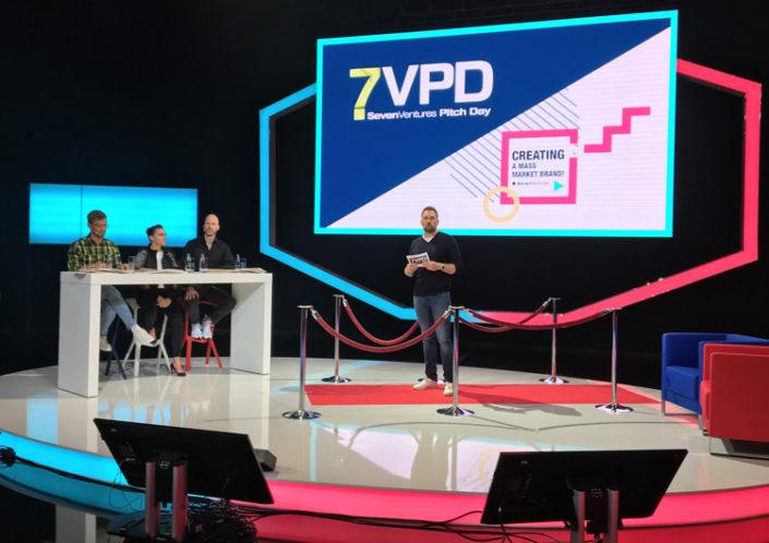 DMEXCO Joko Winterscheidt ProSieben and Steven Gätjen Moderator.