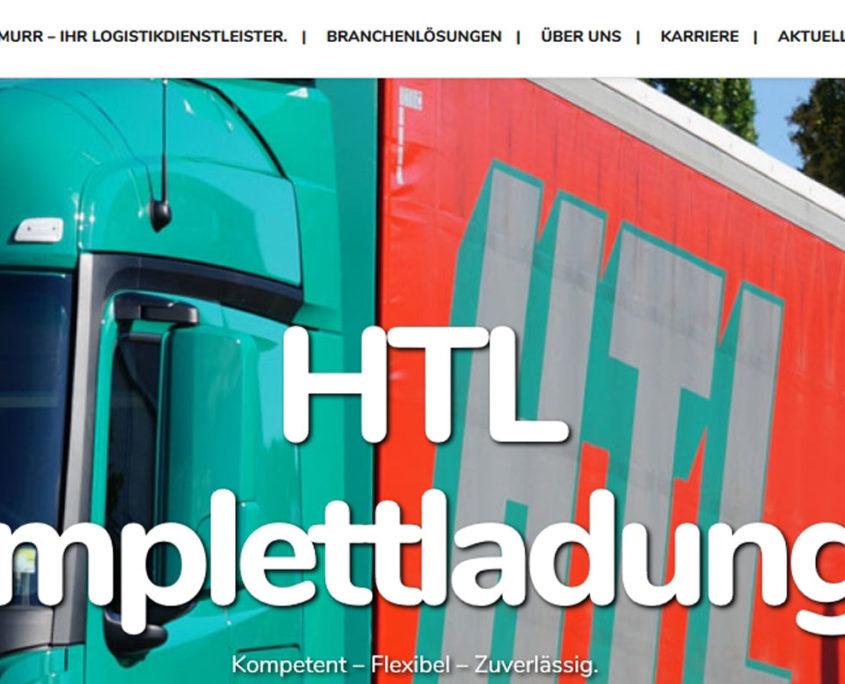 HTL Peter Messner GmbH Murr Webseite
