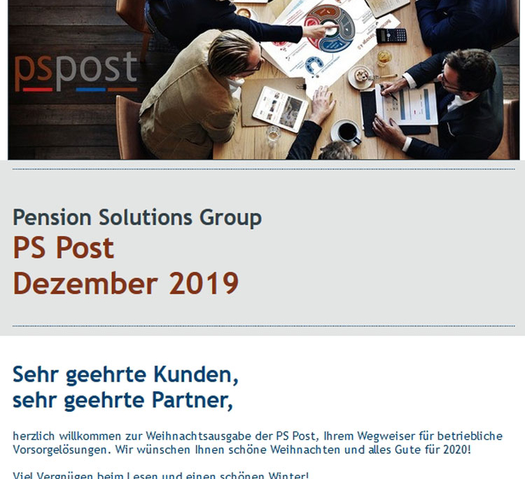 PS Group Post