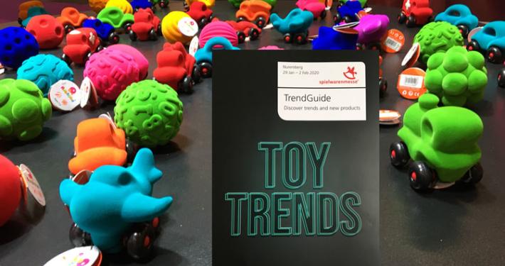 Toy Fair Nuremberg - Spielwarenmesse Nürnberg 2020