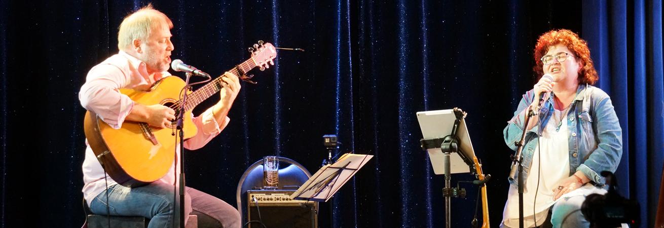 Kauri Spirit - Wulli und Sonja Livestreaming Konzert 2020