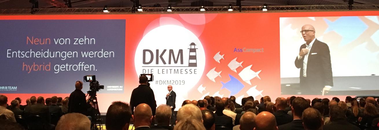DKM - Die Leitmesse 2019 Kongress