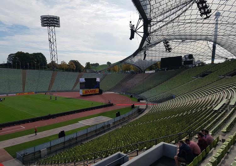 Kauri Spirit Fan Events Olympiastadium München