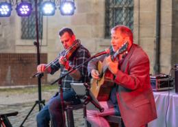 Momente ohne Publikum Bergkirchweih Konzert - Wulli und Sonja mit Chris Herzberger 2020