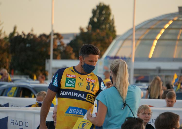 Rhein-Neckar Löwen Saison Start Alexander Petersson 29.07.2020