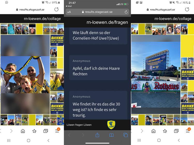 Rhein-Neckar Löwen Saison Start Mannheim 29.07.2020