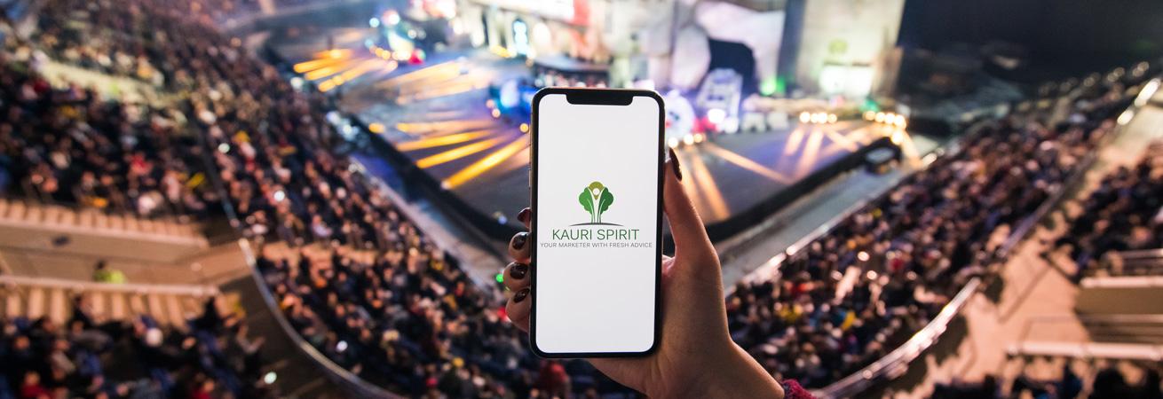 Kauri Spirit Virtual Event Marketing