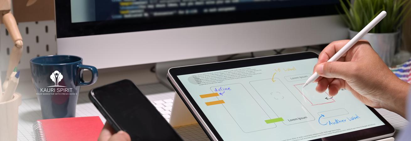 Kauri Spirit Web App Development