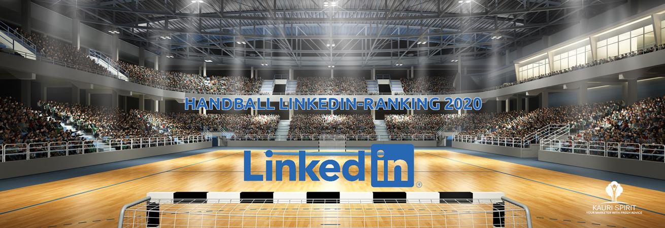 Kauri Spirit Handball Ranking LinkedIn 2020
