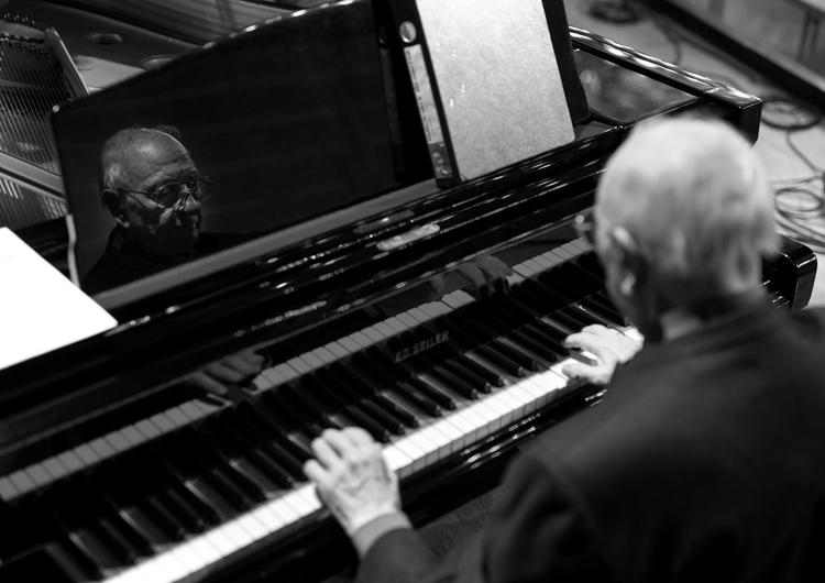 Gejazzte Harmony mit dem Grandseigneur des Jazz Thomas Fink